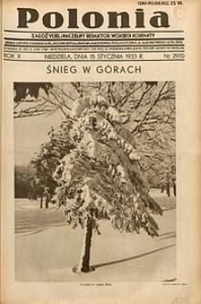 Polonia, 1933, R. 10, nr2970