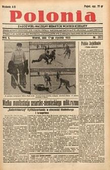 Polonia, 1933, R. 10, nr2972