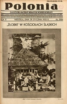 Polonia, 1933, R. 10, nr2984