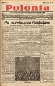 Polonia, 1933, R. 10, nr2989