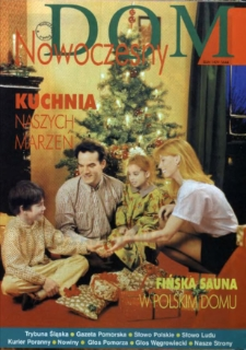 Nowoczesny Dom, 1997, nr 12