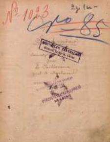 Świat nudów. Komedja w 3ech aktach przez E. Paillerona, przeł. L. Masłowski. (Lwów 3/3 883)