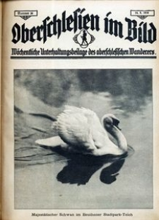 Oberschlesien im Bild, 1926, nr 20