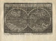 Geographiae universae tum veteris tum novae absolutissimum opus, duobus voluminibus dictinctum [...] quorum primus [...] commentariis [...] illustratus est a Io. Antonio Magino [...]. In secondo volumine insunt Cl. Ptolemaei antiquae orbis tabulae XXVII [...] et tabulae XXXVII recentiores [...]-(mapa)