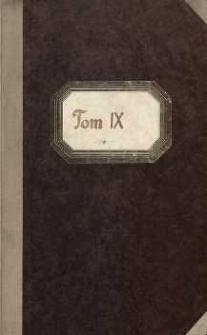 Kronika działalności dyplomatycznej Leona Malhomme z roku 1932. Tom 9 (całość)
