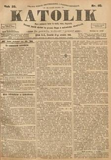 Katolik, 1906, R. 39, nr115