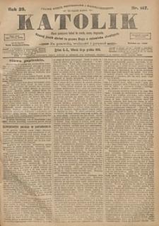 Katolik, 1906, R. 39, nr147
