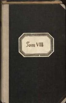 Kronika działalności dyplomatycznej Leona Malhomme z roku 1932. Tom 8 (całość)