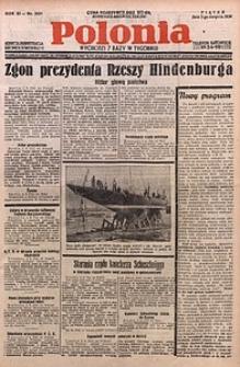 Polonia, 1934, R. 11, nr3523