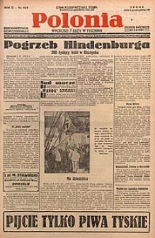 Polonia, 1934, R. 11, nr3528