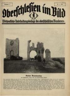 Oberschlesien im Bild, 1928, nr 4