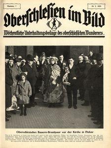 Oberschlesien im Bild, 1928, nr 7