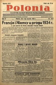 Polonia, 1934, R. 11, nr3314