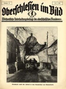 Oberschlesien im Bild, 1928, nr 13