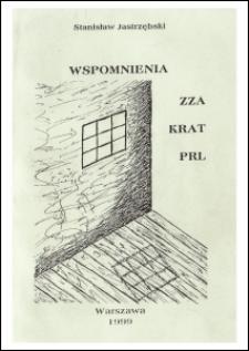Wspomnienia zza krat PRL