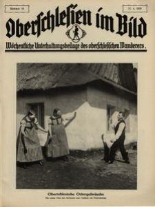 Oberschlesien im Bild, 1928, nr 18