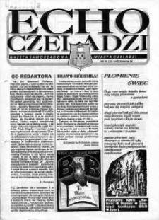 Echo Czeladzi Nr 10 (25) październik'93