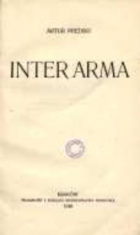 Inter arma