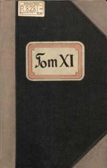 Kronika działalności dyplomatycznej Leona Malhomme z roku 1934. Tom 11 (całość)