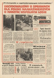 Trybuna Robotnicza, 1987, nr280