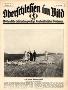 Oberschlesien im Bild, 1928, nr 35