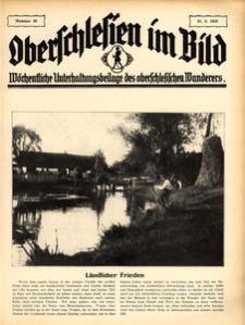 Oberschlesien im Bild, 1928, nr 36