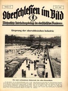 Oberschlesien im Bild, 1928, nr 40
