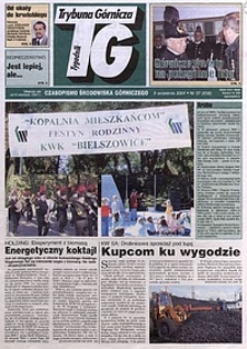 Trybuna Górnicza, 2004, nr37