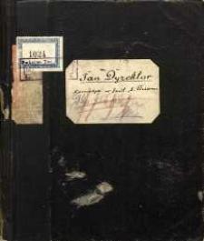 Pan Dyrektor. Komedja w 3 aktach A. Bisson'a i F. Carre z francuzkiego, przekład Julji Otrembowej. Lwów, 1896