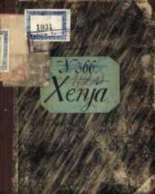 Xenja. Poemat dramatyczny w 1 akcie Aurelego Urbańskiego