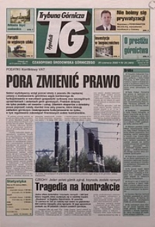 Trybuna Górnicza, 2002, nr24