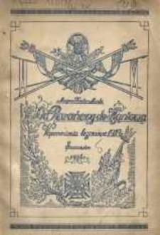 Od Rarańczy do Kaniowa. Wspomnienia legjonowe z r. 1918