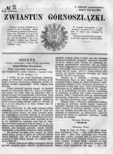 Zwiastun Górnoszlązki, 1871, R. 4, nr 23