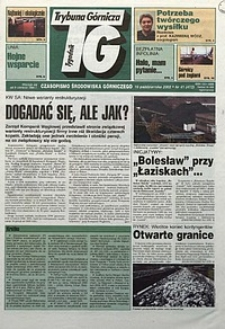 Trybuna Górnicza, 2003, nr41