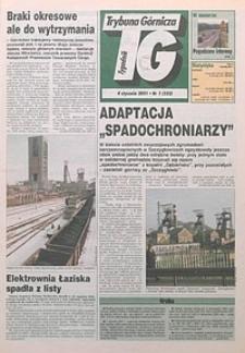 Trybuna Górnicza, 2001, nr1
