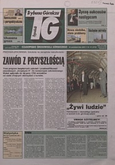 Trybuna Górnicza, 2001, nr41