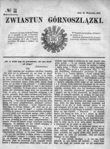 Zwiastun Górnoszlązki, 1871, R. 4, nr 38