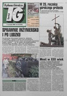 Trybuna Górnicza, 2000, nr34