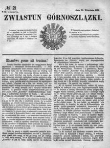 Zwiastun Górnoszlązki, 1871, R. 4, nr 39