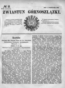 Zwiastun Górnoszlązki, 1871, R. 4, nr 40