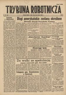 Trybuna Robotnicza, 1945, nr187