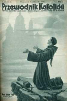 Przewodnik katolicki : ilustrowany tygodnik dla rodzin katolickich. R. 43, nr 43.