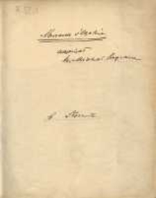 Narzecza śląskie napisał ks. Michał Przywara. C. Słownik