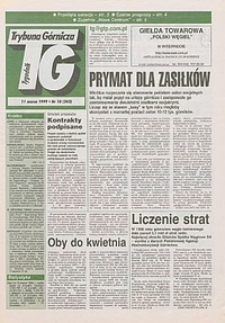 Trybuna Górnicza, 1999, nr10