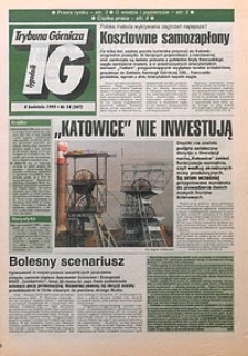 Trybuna Górnicza, 1999, nr14