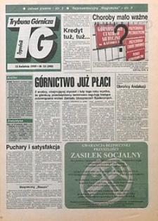 Trybuna Górnicza, 1999, nr15