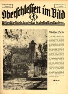 Oberschlesien im Bild, 1929, nr 27
