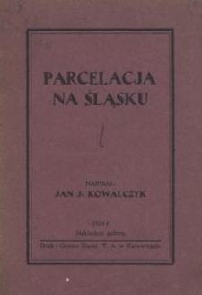 Parcelacja na Śląsku