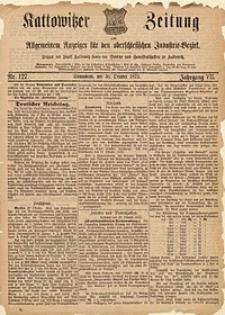 Kattowitzer Zeitung, 1875, Jg. 7, Nr. 127