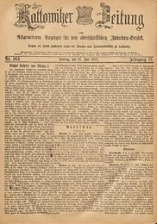 Kattowitzer Zeitung, 1877, Jg. 9, nr164